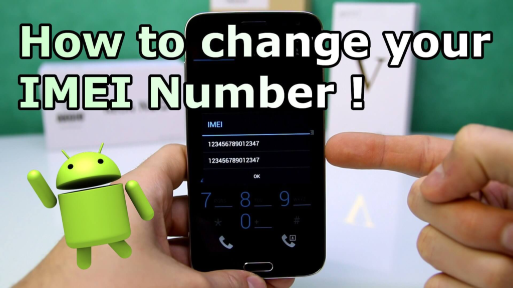 Repair IMEI Number On Huawei Devices