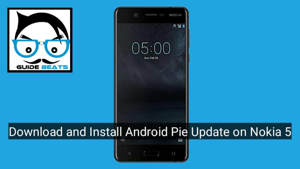 Install Android Pie Update on Nokia 5