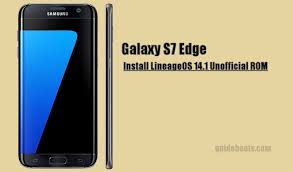 Install LineageOS 14.1 on Galaxy S7 Edge