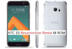 Download And Install Resurrection Remix On HTC 10