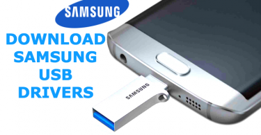 Download And Install Samsung USB Drivers For Mobile Phone