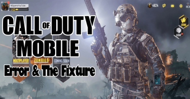 Fix Call Of Duty Mobile Authorization Error