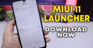 Download And Install MIUI 11 Launcher For All Xioami Devices